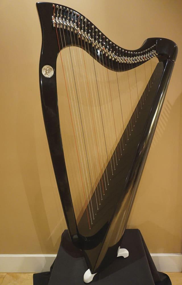 BLACK-HARP